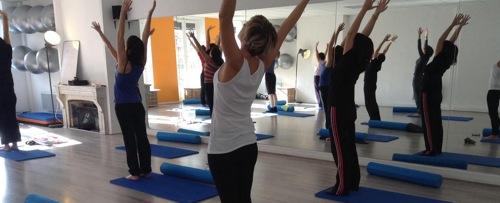 cours de Yoga lyon 1er