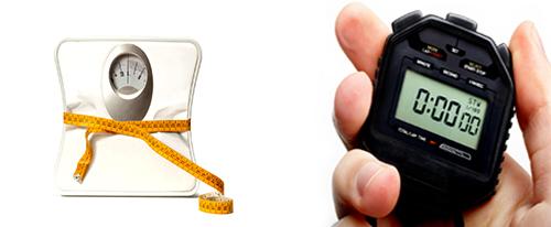 Perte de poids et interval training