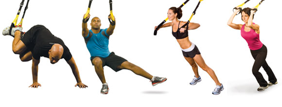 TRX susspension training lyon