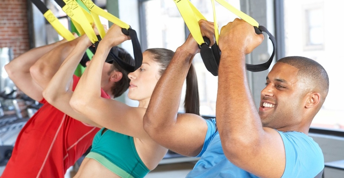 functional training TRX musculation