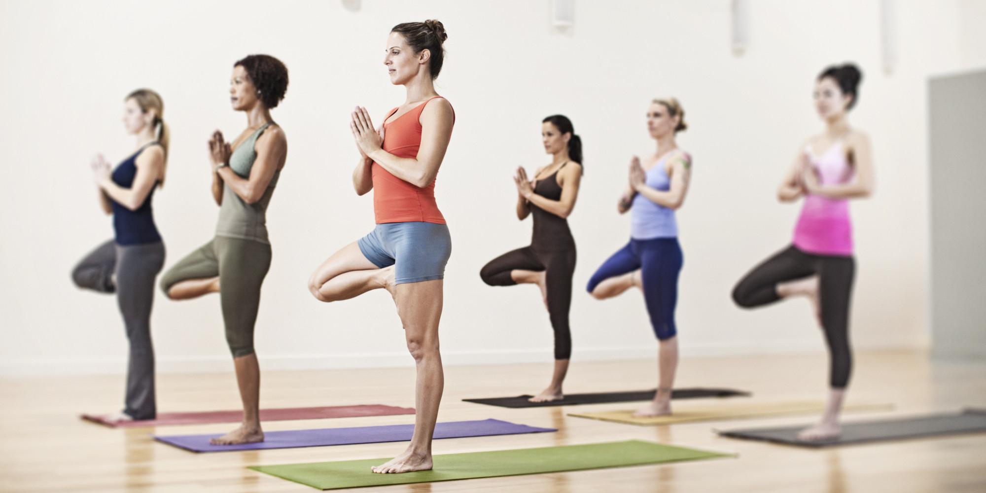 stage week end yoga