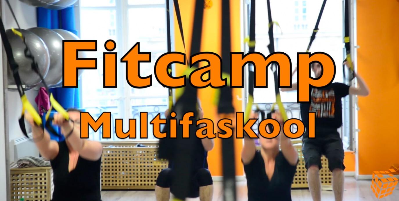 [Vidéo] Functional Training Multifaskool