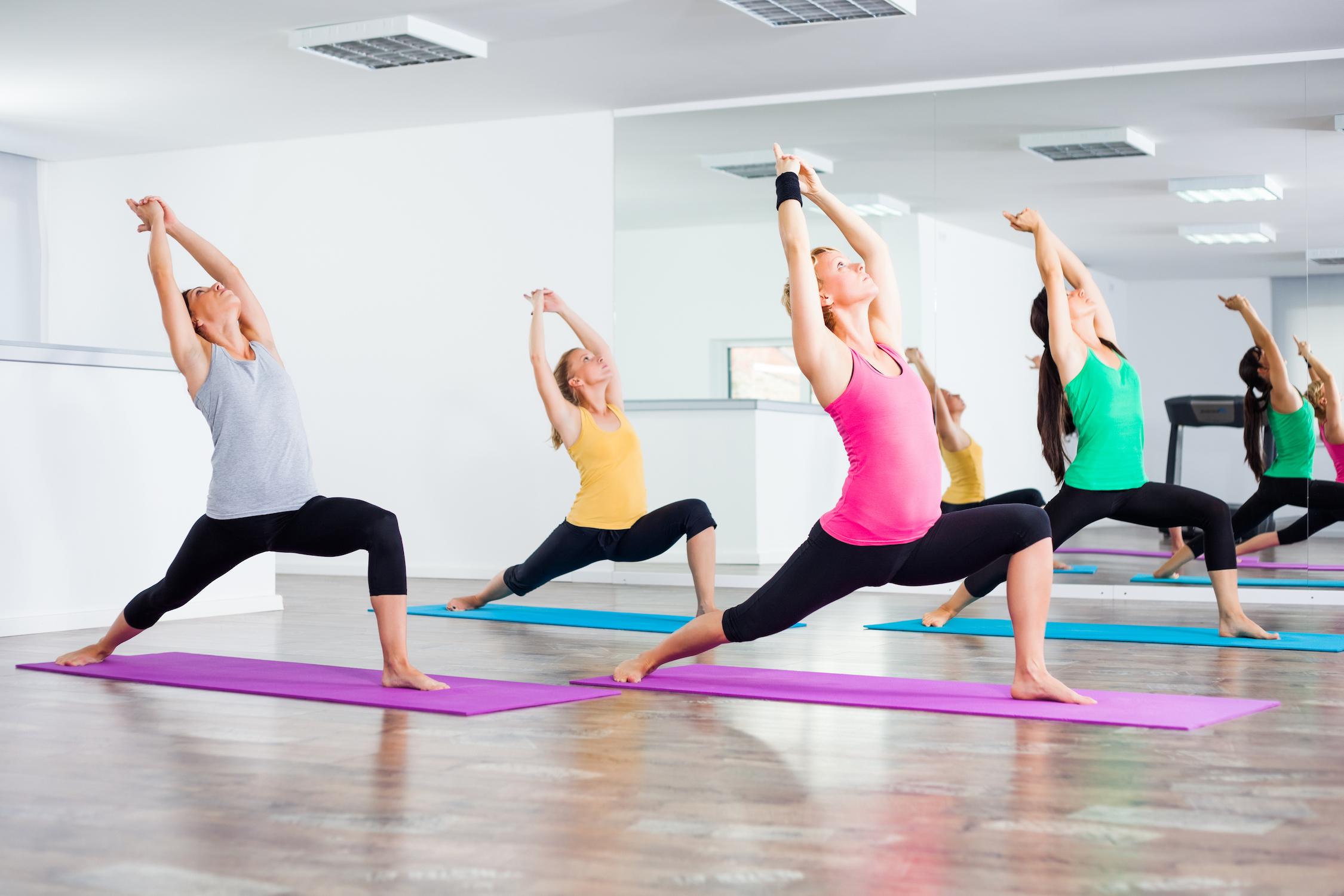 cours et stage yoga lyon