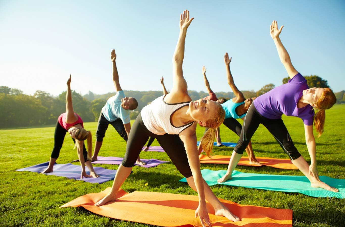 yoga evjf activité lyon