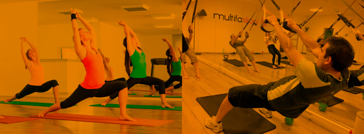 studio MULTIFASKOOL studio pilates yoga functional training