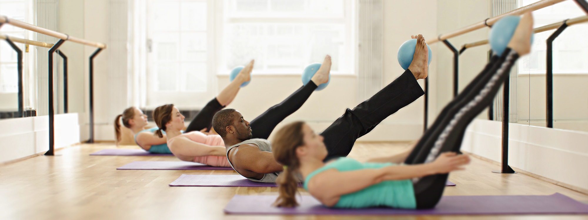 Cours de Pilates « en direct »