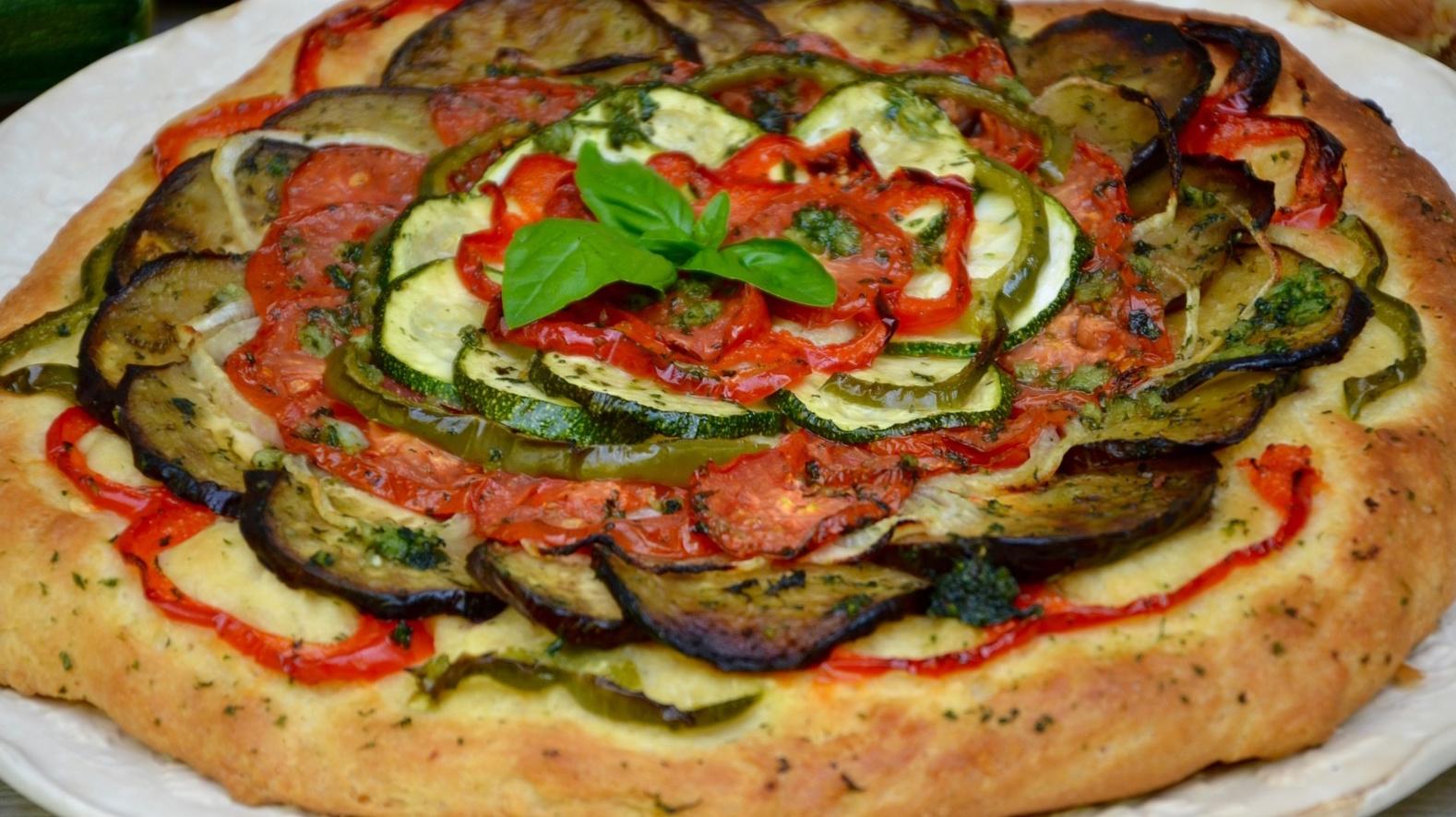 Recette de Pizza Saine !
