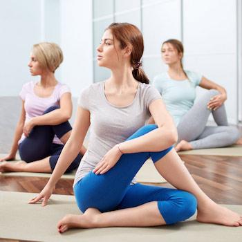 stretching mobilité