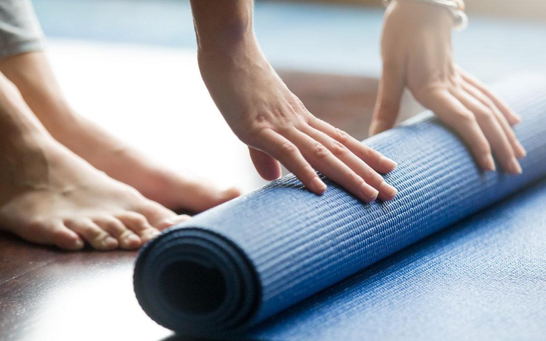 Votre 1er cours de Pilates