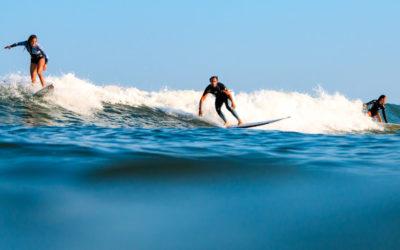Surf Thérapie sur la côte Atlantique, comment bien préparer son voyage ?